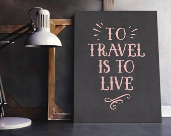 Travel Quote | Travel Quotes, Staycation, Travel Decor, Wanderlust, Wanderlust Printable, Wanderlust Poster, Vacay All Day, Vacay