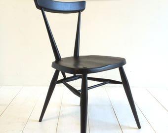 Original Ercol Classic Chair - 1950s / 1960s Retro