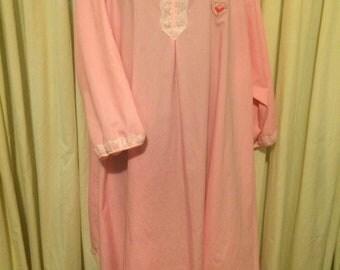 Soft Cotton Gown Size 4X