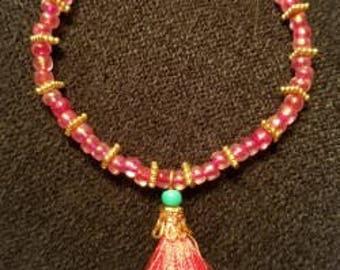 Mala Inspired Bracelet