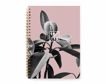 A5 Planner - 2018 Planner - 2018 Weekly Planner - 2018-2019 Planner - 2018 Diary - Custom Gift -  2018 Agenda