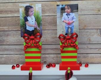 Christmas Stocking Holder, Christmas Stocking Hangers, Stocking Holder, Christmas Stocking, Christmas Stocking Hooks, Mantel Hooks, Set of 2