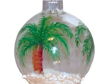 Palm tree christmas | Etsy