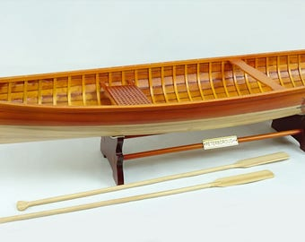 "36"" Peterborough Canoe Handcrafted by Master Craftsmen"