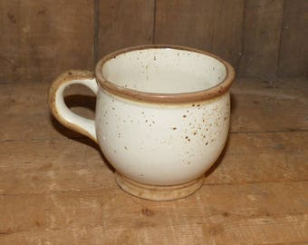 Pottery Coffee Mug Laurentian Pottery Canada - 1504