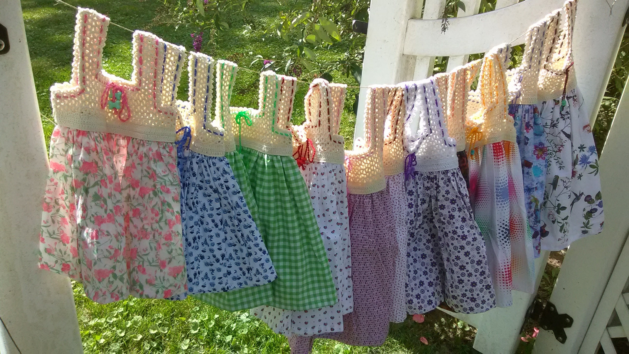 Toddler Dress Baby Dresses Knitted dress Toddler Summer Dress