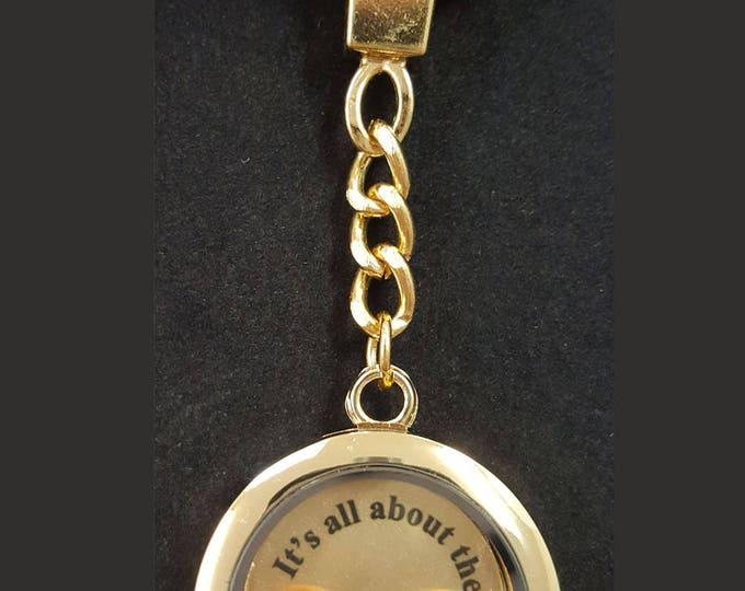 Locket keychains
