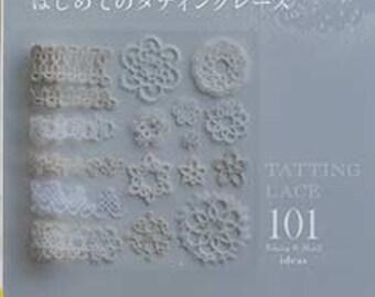 Tatting Lace 101 Edging & Motif - Vogue
