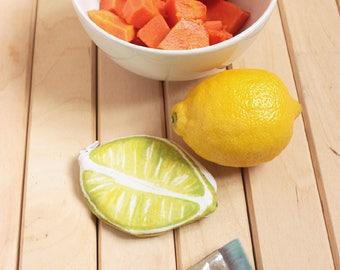 "Purse ""Lemon"""