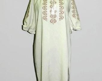 Embroidered dress, Ukrainian embroidery, vyshyvanka, embroidered, boho dress, Ukrainian dress, ethnic dress, midi dress, women's dress