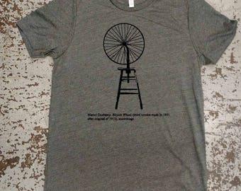 Marcel Duchamp Bicycle Wheel 1913