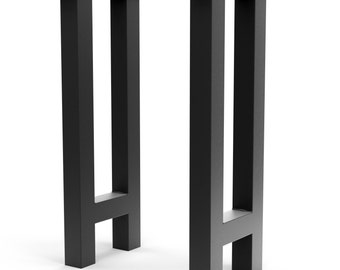 Console Entry table legs hand built and shipped in 48 hours Set of 2
