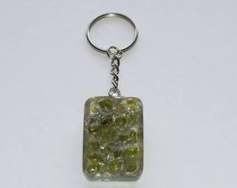 Orgone Keychains - Keychain - Peridot - Accessories