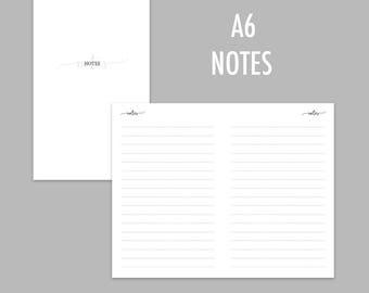 A6 TN Notes