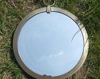 Wrought Iron Mirror Etsy