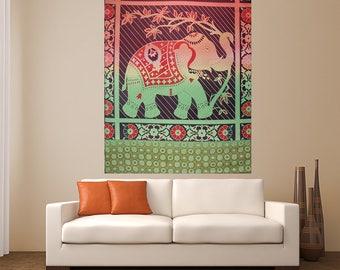 asiatique tenture murale etsy. Black Bedroom Furniture Sets. Home Design Ideas