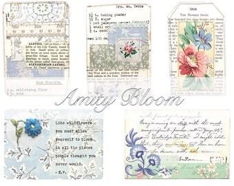 Bloom Digital Printable Kit