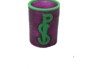 Peli-Saver Green and Purple