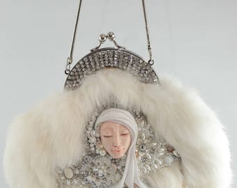 "Wedding purse ""Ekaterina of Siberia"""