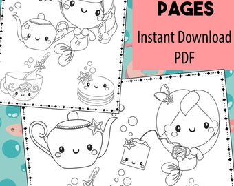 kids coloring book etsy