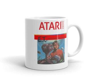 Atari ET Game Mug