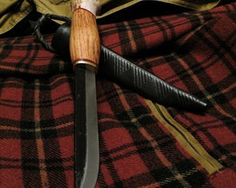 Large Puukko Bushcraft Knife