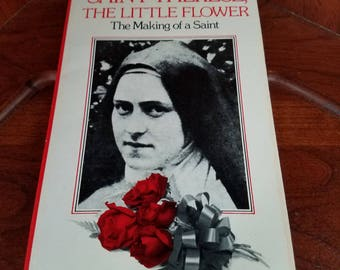 Saint Therese, The Little Flower Paperback Book