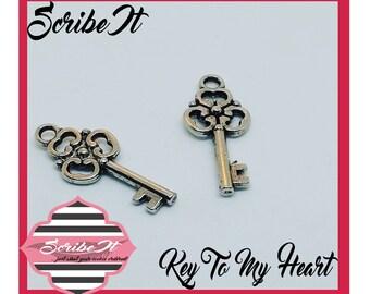 Charm Key To My Heart