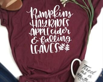 Pumpkin spice shirt, women coffee shirt, women fall shirt, womens custom shirt, ladies pumpkin spice shirt, ladies fall shirt, coffee shirt