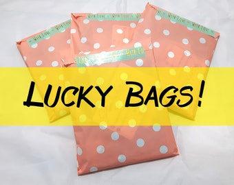 Lucky Bags ~ Every bag with original art