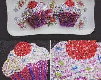 Cupcake pasties MADE TO ORDER