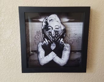 Marilyn Monroe wall art home decor