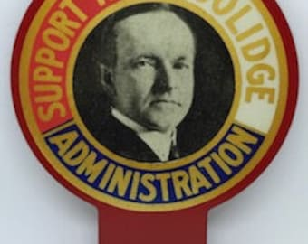 License Plate Topper - Coolidge