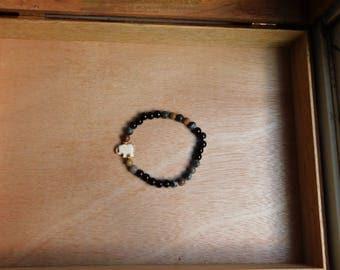 elephant stone bracelet