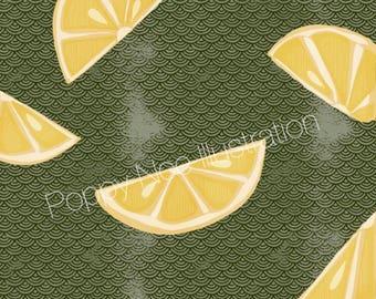 Lemon Slice of Life