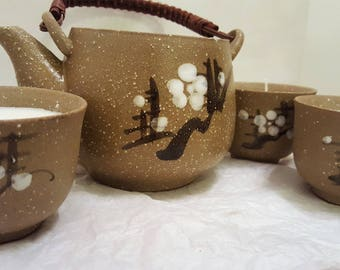 Natural Soy Wax Tea Cup Candle Set