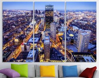 Boston Art Massachusetts Decor Boston Wall Art Boston Wall Decor Boston Canvas Art Boston City Boston Photo Boston Print Boston Poster