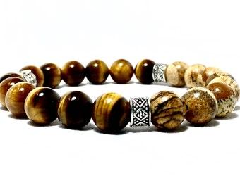 Men's Tibetan Healing Bracelet