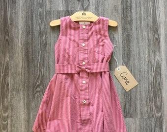 3T Dress- Cora
