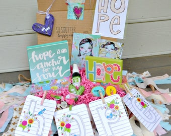 Happy Art Box: Hope edition