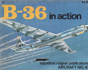 B-36 in action - Aircraft No. 42 (Paperback)