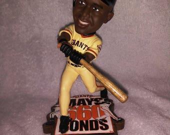 Vintage MLB Barry Bonds San Francisco Giants baseball bobblehead