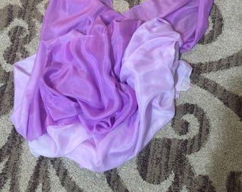Lavender Dreams Veil Bellydance Costume Veil