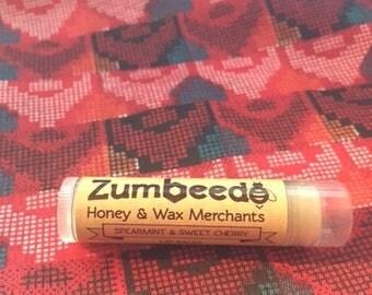 Spearmint and Sweet Cherry Lip Balm