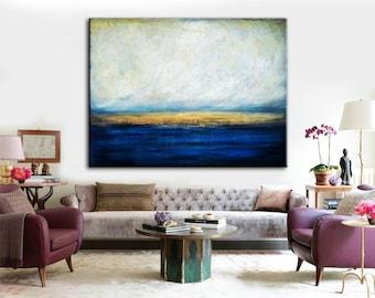 Large canvas art | Etsy