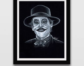 Joker (1989) Fine art print