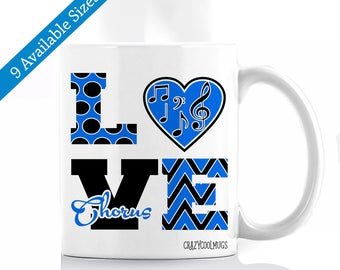 Love Chorus Coffee Mug