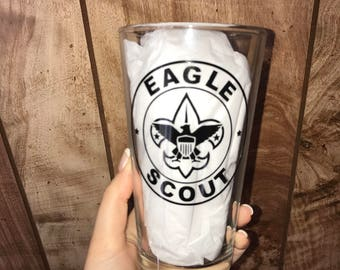 Eagle Scout Glass