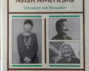 Lives of Notable Asian Americans , 1996 , Christina Chiv , Literature and Education , Out of Print