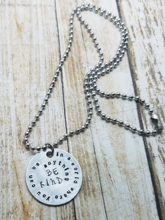 Be Kind Necklace
